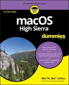 macOS High Sierra For Dummies