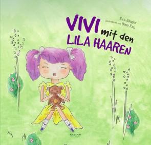 Vivi mit den lila Haaren
