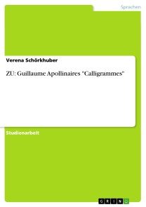 ZU: Guillaume Apollinaires
