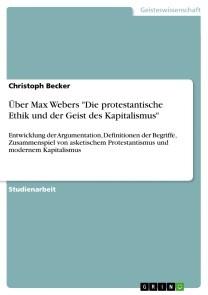 Über Max Webers