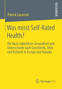 Was misst Self-Rated Health?