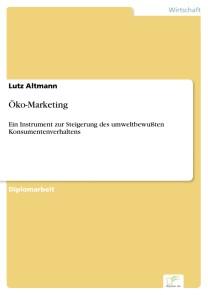 Öko-Marketing