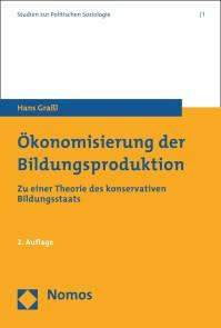 Ökonomisierung der Bildungsproduktion