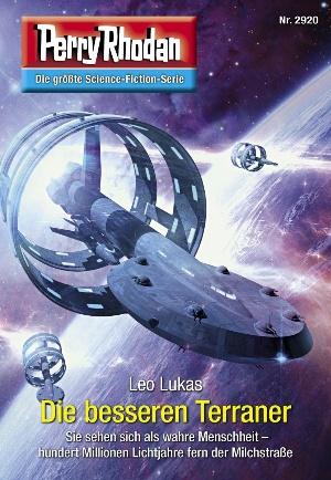 Perry Rhodan 2920: Die besseren Terraner (Heftroman)