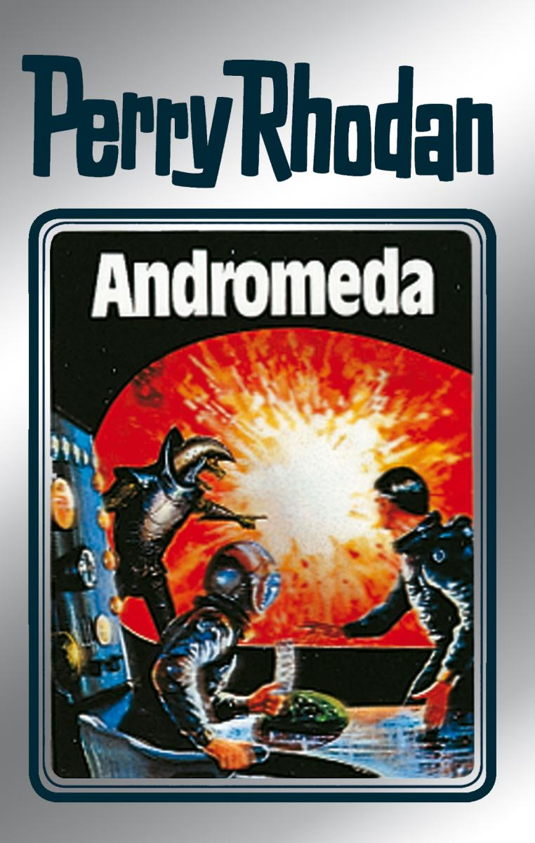 Perry Rhodan 27: Andromeda (Silberband)