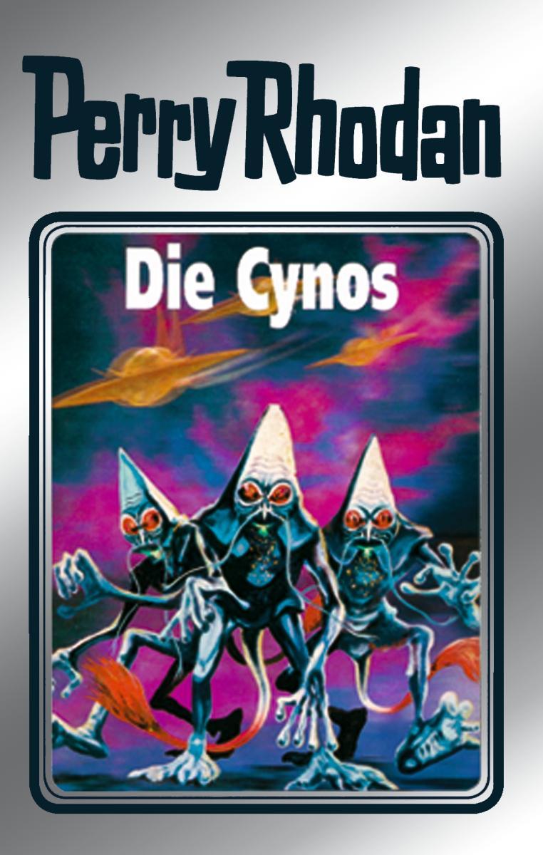 Perry Rhodan 60: Die Cynos (Silberband)