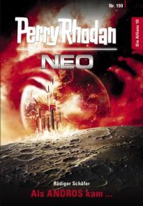 Perry Rhodan Neo 190: Als ANDROS kam ...