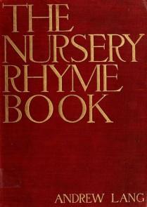 The Nursery Rhyme Book