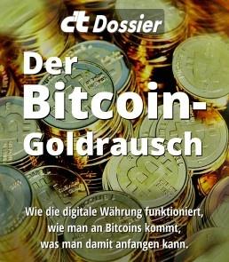 c't Dossier: Der Bitcoin-Goldrausch