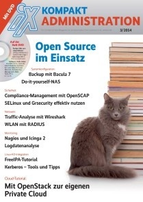 iX Kompakt: Open-Source-Administration in der Praxis